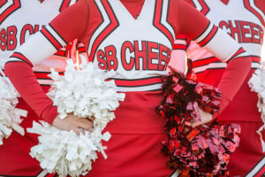 Why cheerleaders don't criticise