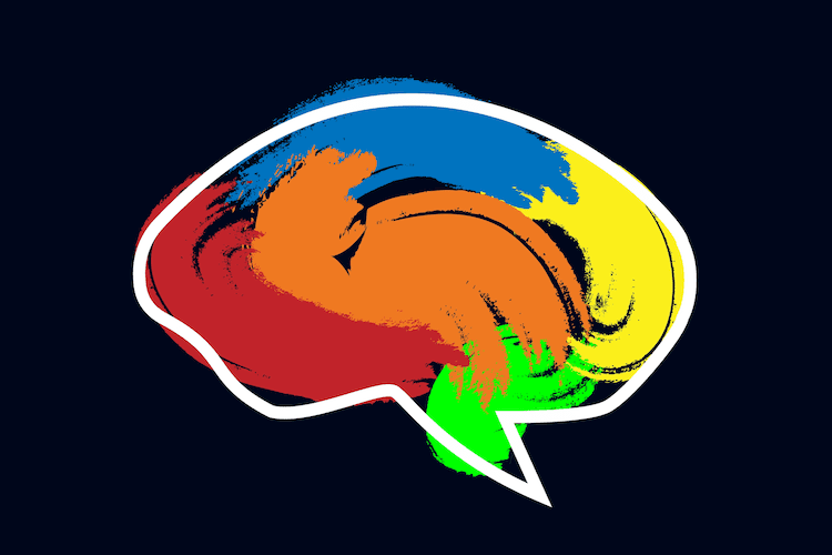 AI + the human brain