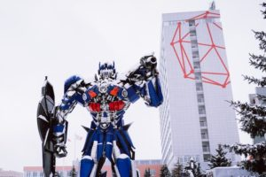 AI: Megatron the Transformer, and its related language models
